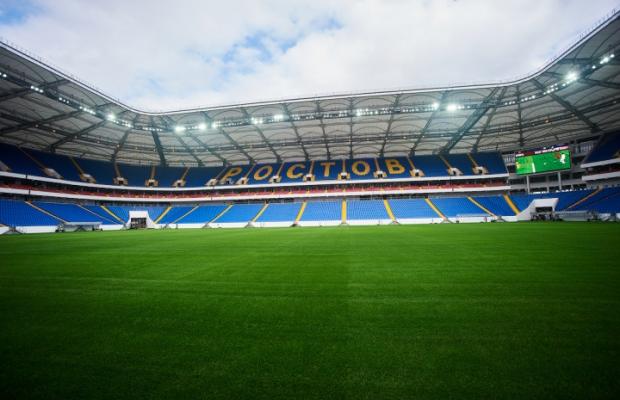 1-ый тестовый матч на«Ростов-Арене» посетят не неменее 13 тыс. болельщиков